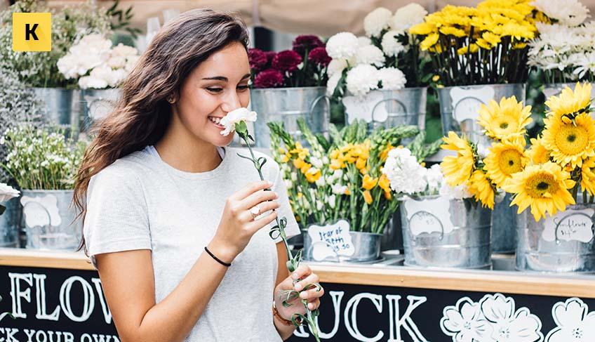 Открыть цветочный магазин