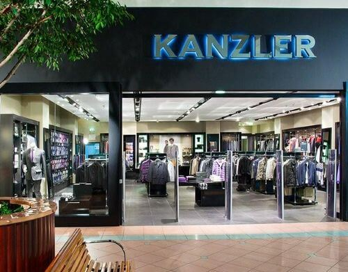 Франшиза - KANZLER - магазин стильной мужской одежды