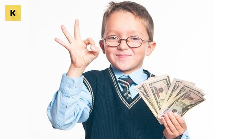 заработок в интернете для школьника 10 лет