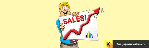 Показатели воронки продаж