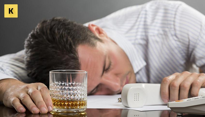 Как уволить контрактника за пьянство