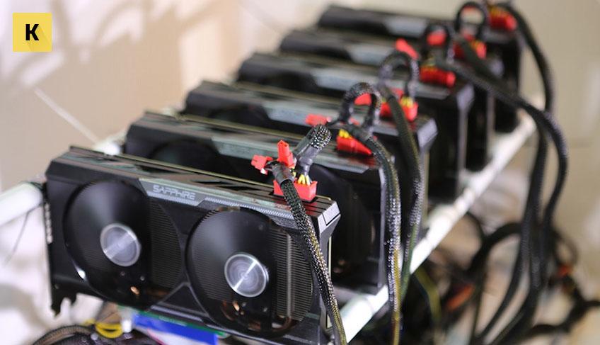 Биткоин на видеокартах с чего начать видео обучение торговле на фондовом рынке пушкарев