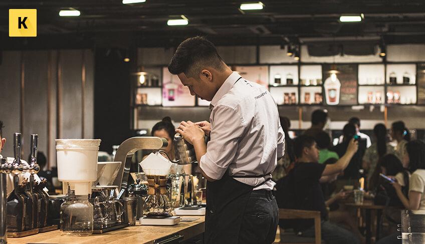 Не пускают в кафе как конкурента как их убедить