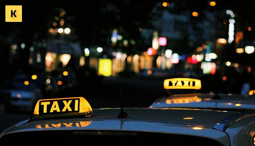Средний заработок в такси