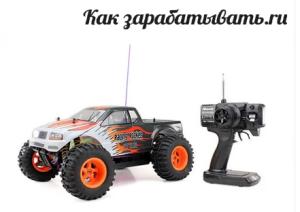 интернет-магазин радиокправляемых машин