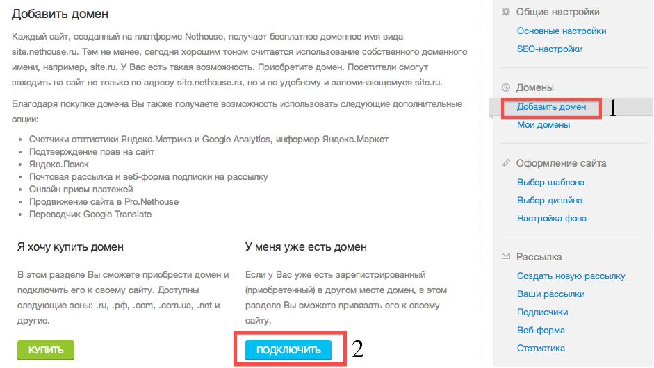 Как сделать сайт с доменным именем.ru ceo оптимизация мобильного сайта