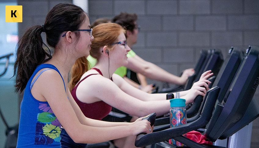 Как открыть фитнес-центр