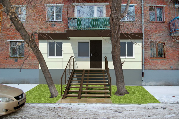 переводим жилое помещение в нежилое