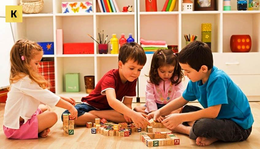 Открыть детский развивающий центр