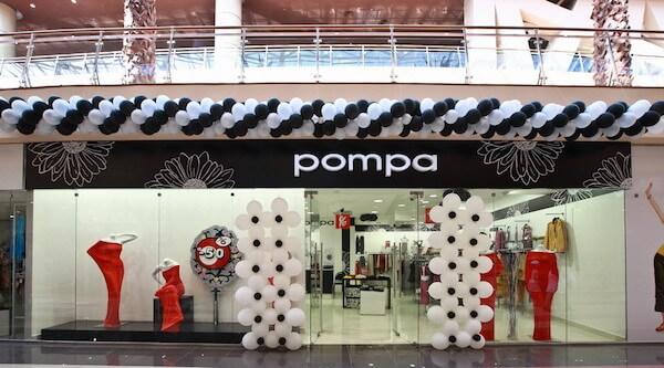 Магазин Pompa Женская Одежда