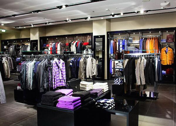доходы от мaгaзинa одежды