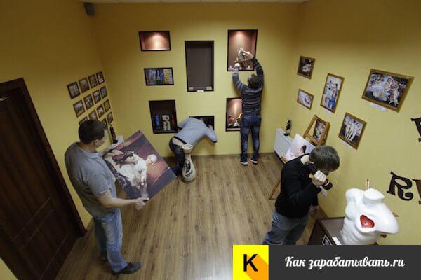 Как открыть квест комнату