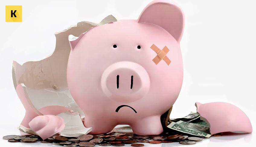 Как признается человек банкротом
